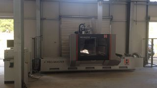 HOLZHER reference customer with Pro-Master 7125 Black Edition - the high performance CNC processing center