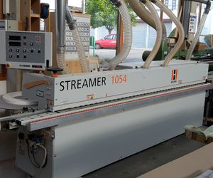 Reference Streamer 1054 edgebander from HOLZHER