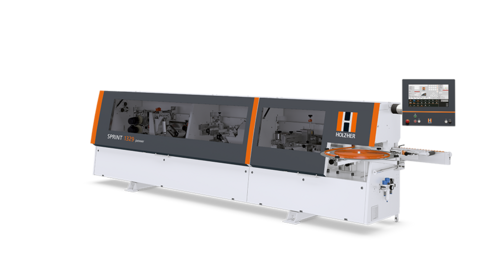 With the SPRINT 1329 power edge banding machine, you get edge banding technology at the highest level