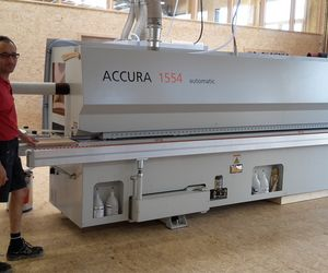 HOLZHER reference ACCURA 1554 edgebander