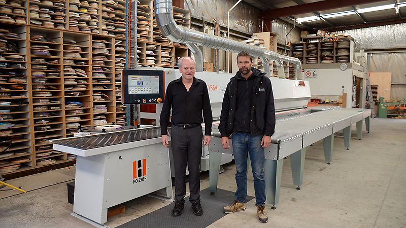 Standout cabinet making performance in South Australian market